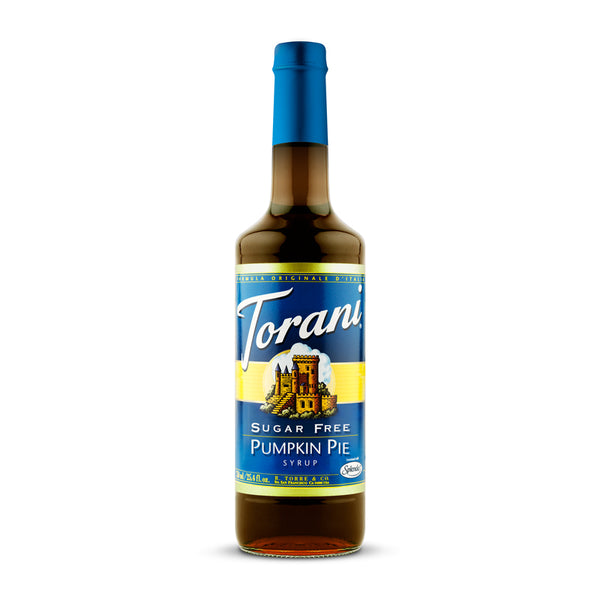 Torani Sugar Free Pumpkin Pie 750ml