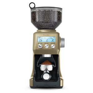 Breville Smart Grinder Pro Conical Burr Grinder, Royal Champagne