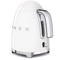 Smeg Electric Tea Kettle, White