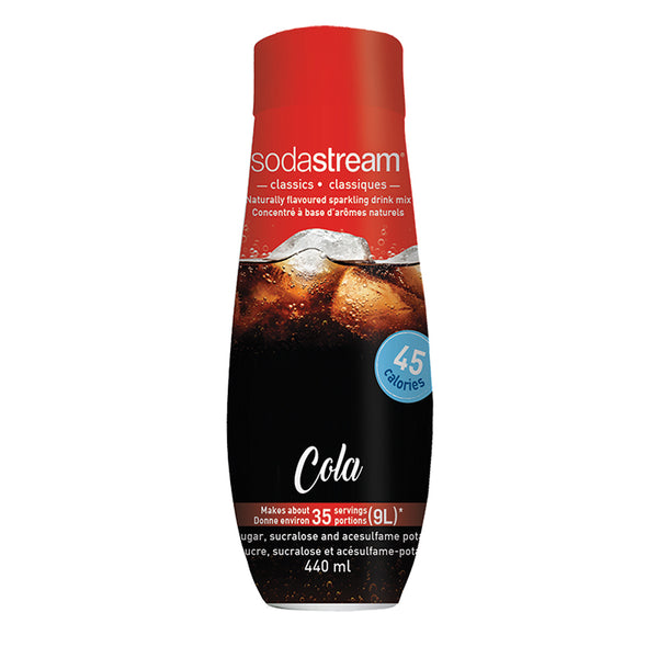 SodaStream Classics Cola 440ml