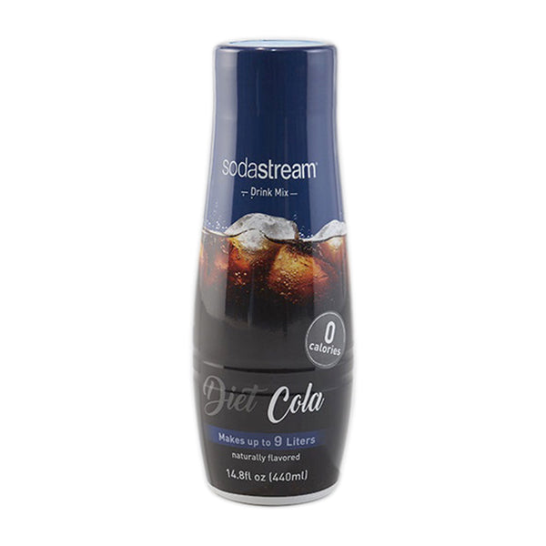 SodaStream Fountain Style Diet Cola 440ml