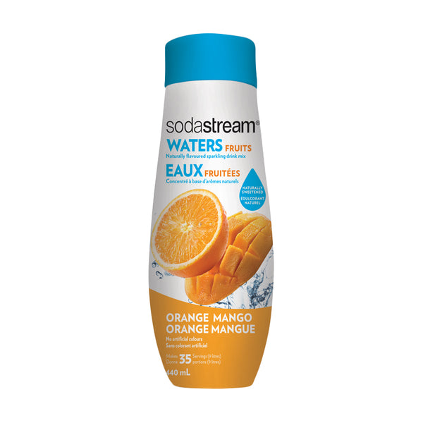 SodaStream Waters Fruits Orange Mango 440ml