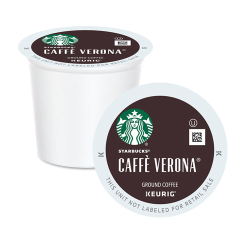 Starbucks Caffe Verona K-Cup Pods 24 Pack