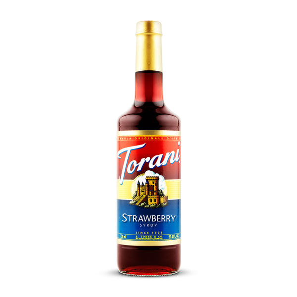 Torani Strawberry 750ml
