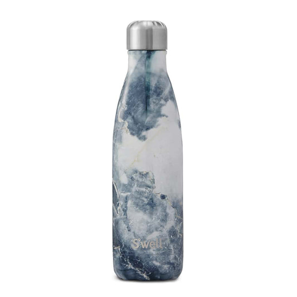 Swell Blue Granite Water Bottle, 17 oz.