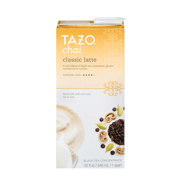 Tazo Chai Tea Latte Concentrate