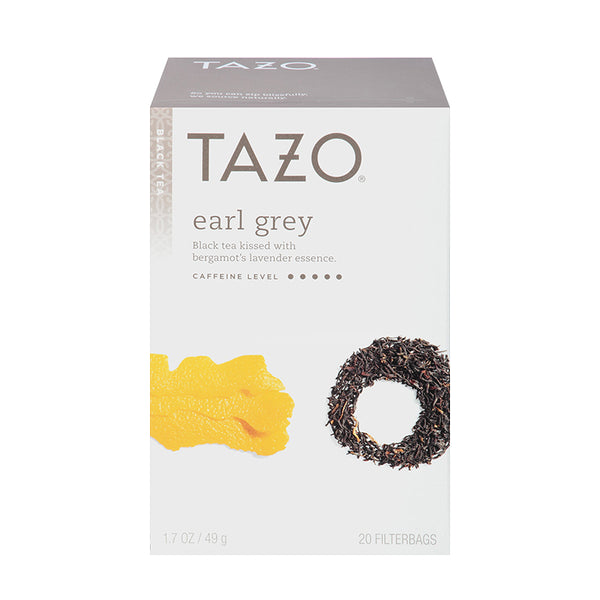 Tazo Earl Grey Filterbag Tea 24 Count