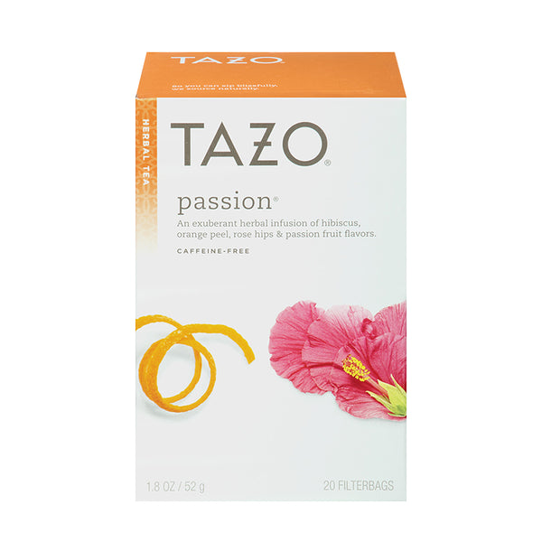 Tazo Passion Filterbag Tea 24 Count