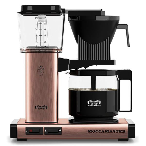 Technivorm Moccamaster KBG-741AO Coffee Maker, Copper