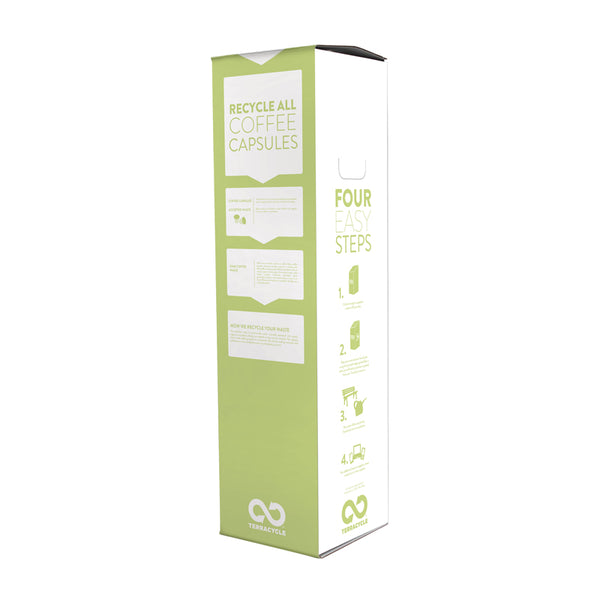 TerraCycle Coffee Capsule Zero Waste Box - Medium