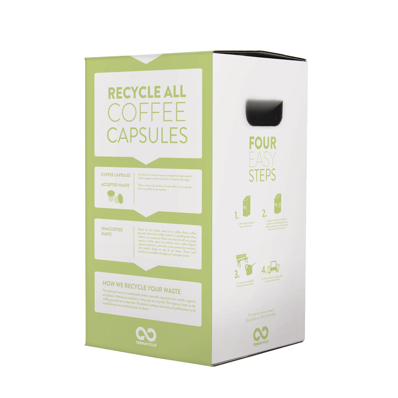 TerraCycle Coffee Capsule Zero Waste Box - Small
