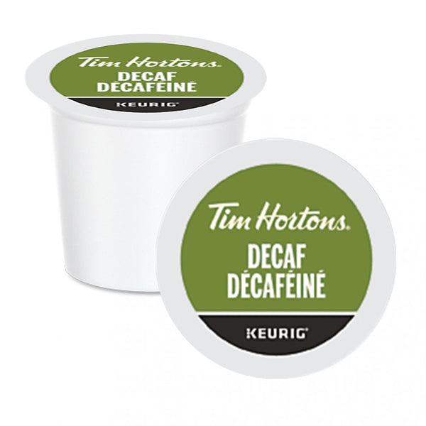 Tim Hortons Decaf K-Cup Pods 24 Pack