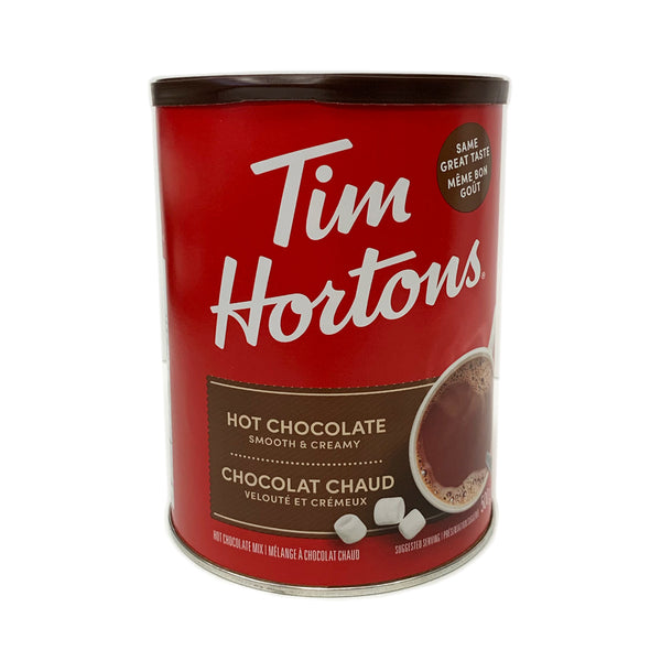 Tim Hortons Hot Chocolate Tin