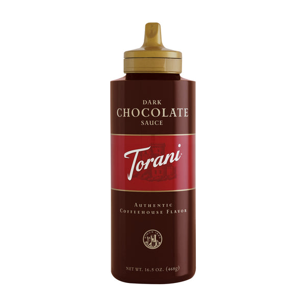 Torani Dark Chocolate Sauce 16.5oz