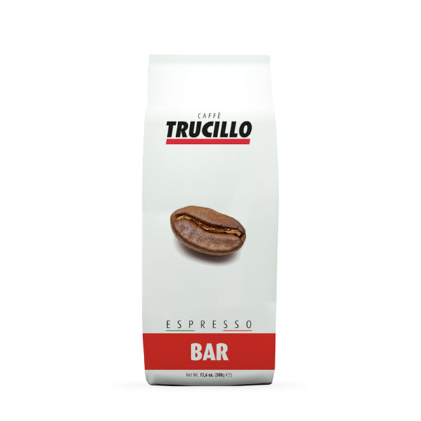 Trucillo Espresso Bar Whole Bean Coffee 500g