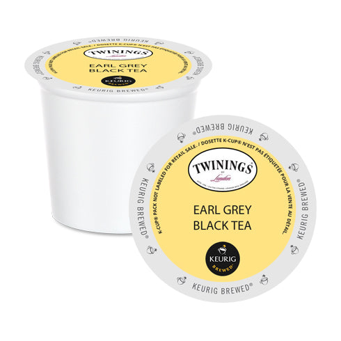 Twinings Earl Grey Tea K-Cup Pods 24 Pack