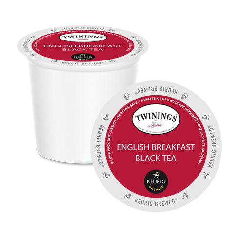 Twinings English Breakfast K-Cup Pods 24 Pack