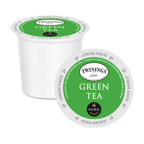 Twinings Green Tea K-Cup Pods 24 Pack
