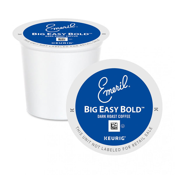 Emeril's Gourmet Coffee Big Easy Bold XB K-Cup Pods 24 Pack