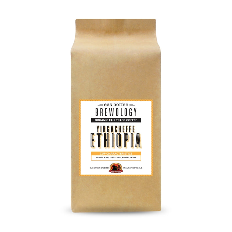 Ethiopia Yirgacheffe FTO Whole Bean Green Coffee 1lb
