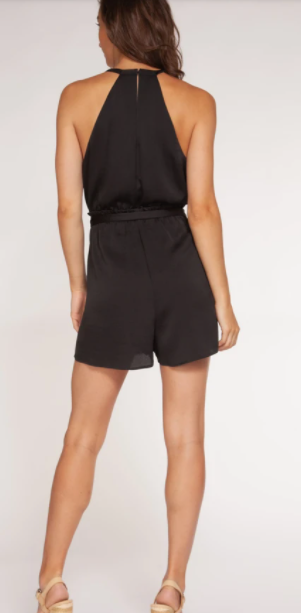 (New) Self Tie Romper