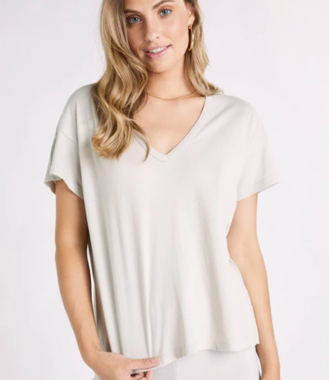 (New) Chrissy V Neck