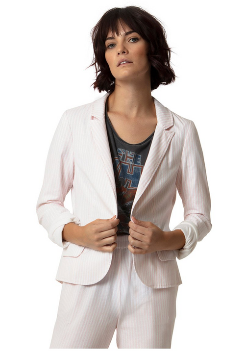 (NEW) Outer Banks Easy Blazer