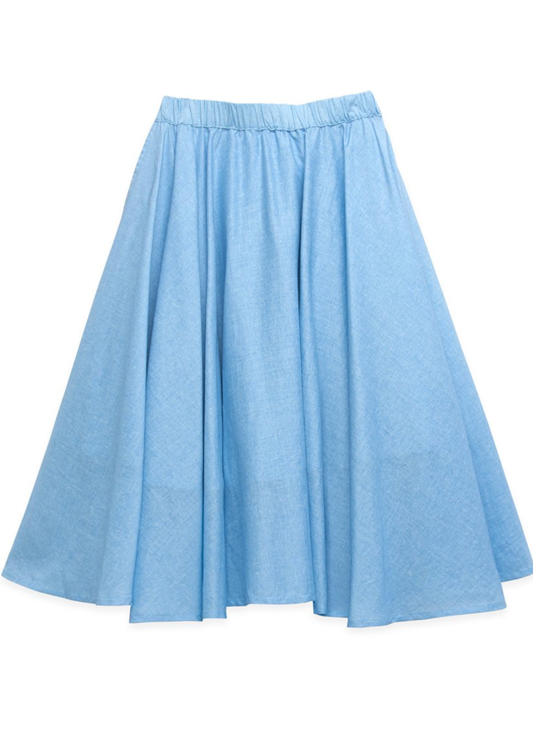 (New) Jamaica Blue Skirt