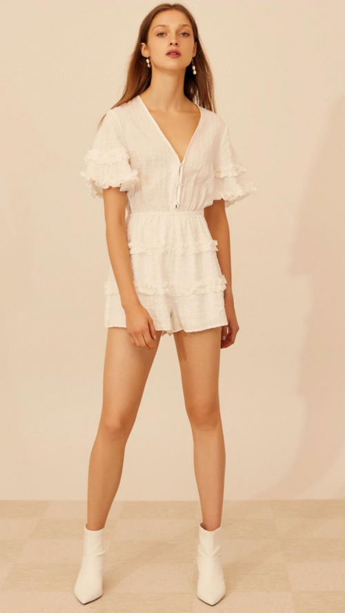 (New) Distinct Playsuit