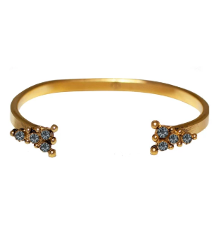 (New) Pixie Cuff - Gold