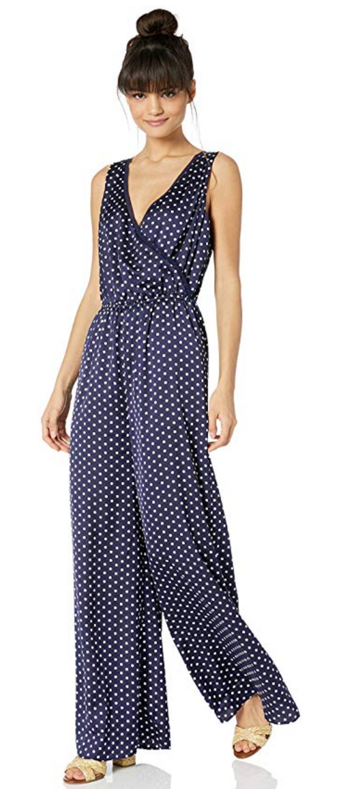 Whisper Polkadot Jumpsuit