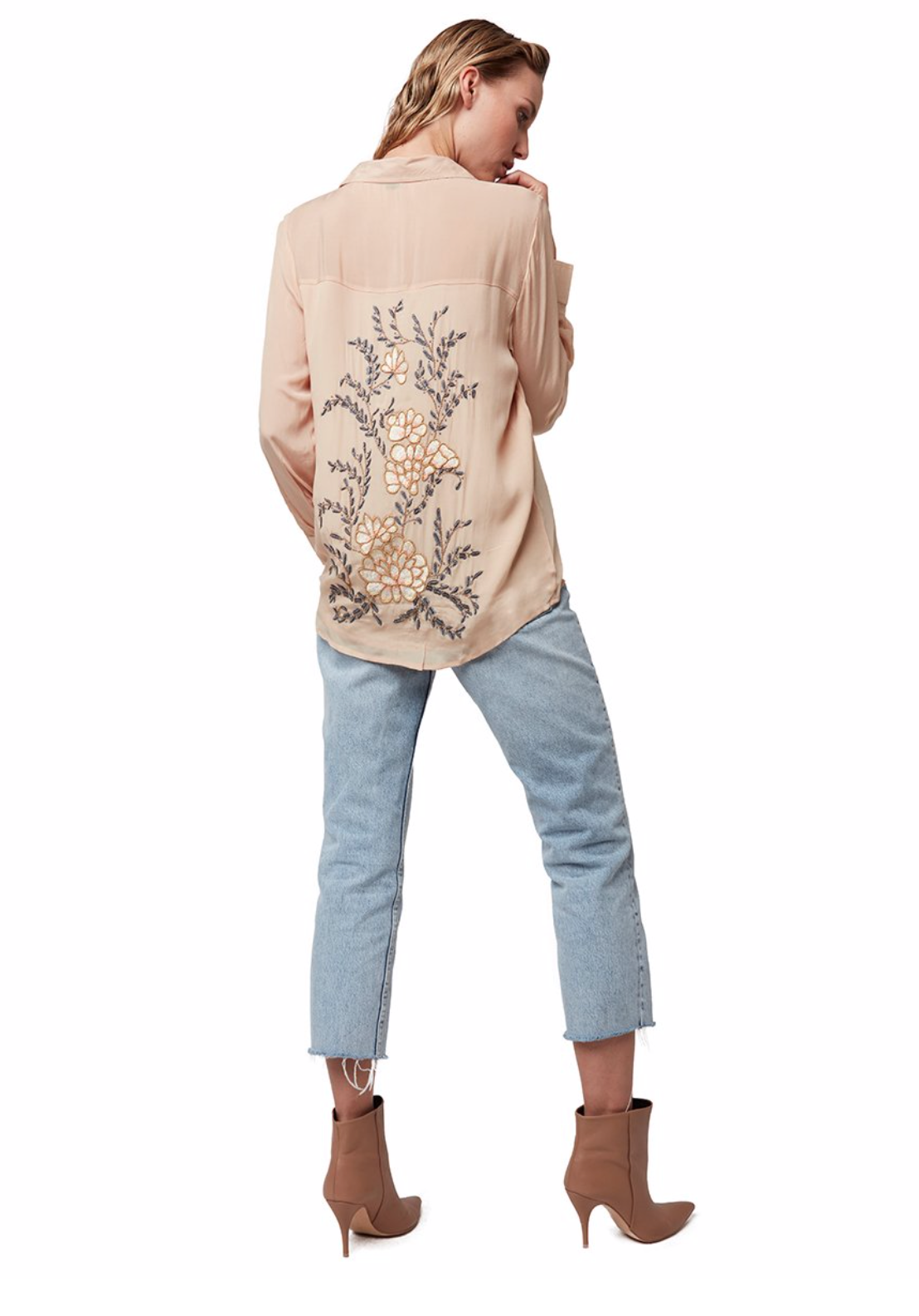 (New) Lotus Flower Blouse