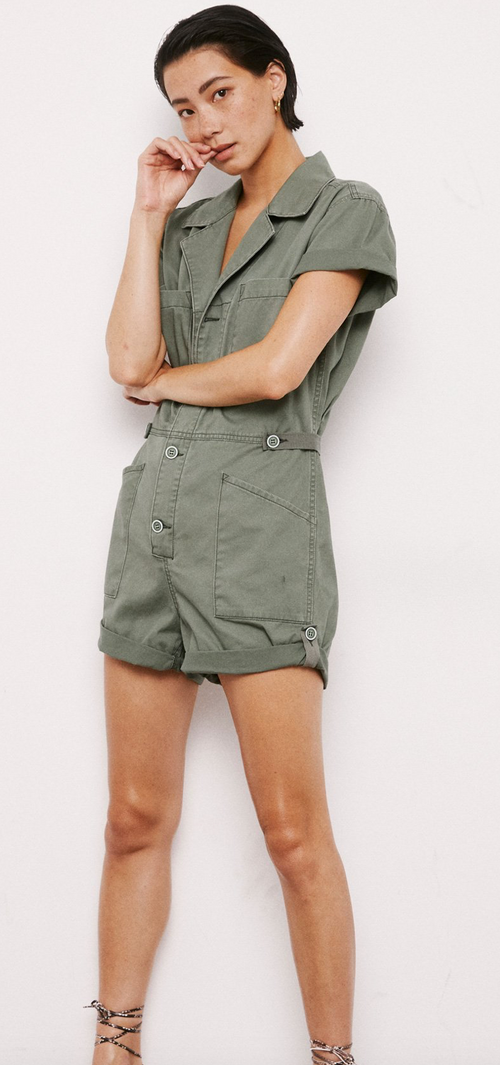 (New) Parker Field Suit Short