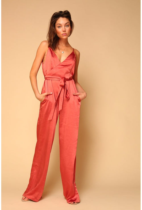 Dawn Splice Jumpsuit