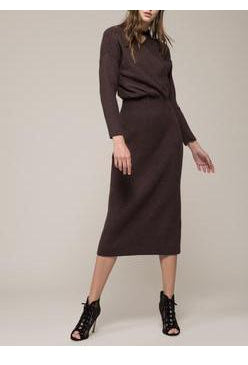 Moon River Sweater Dress