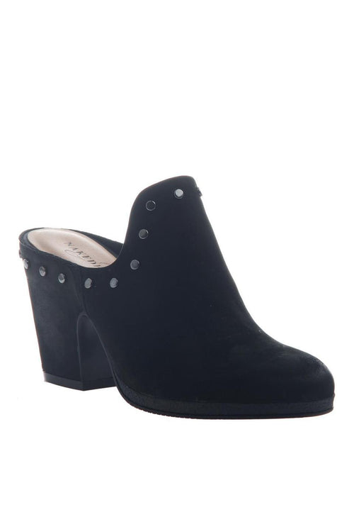 Diem Sora Mule Heel in Black