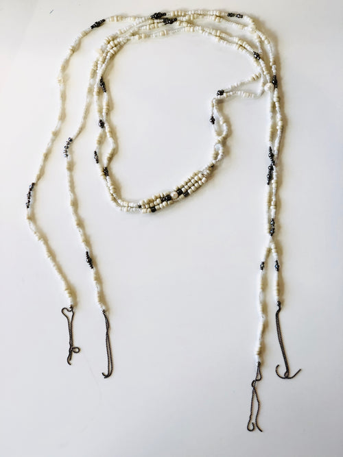 Double Laredo Wrap Necklace