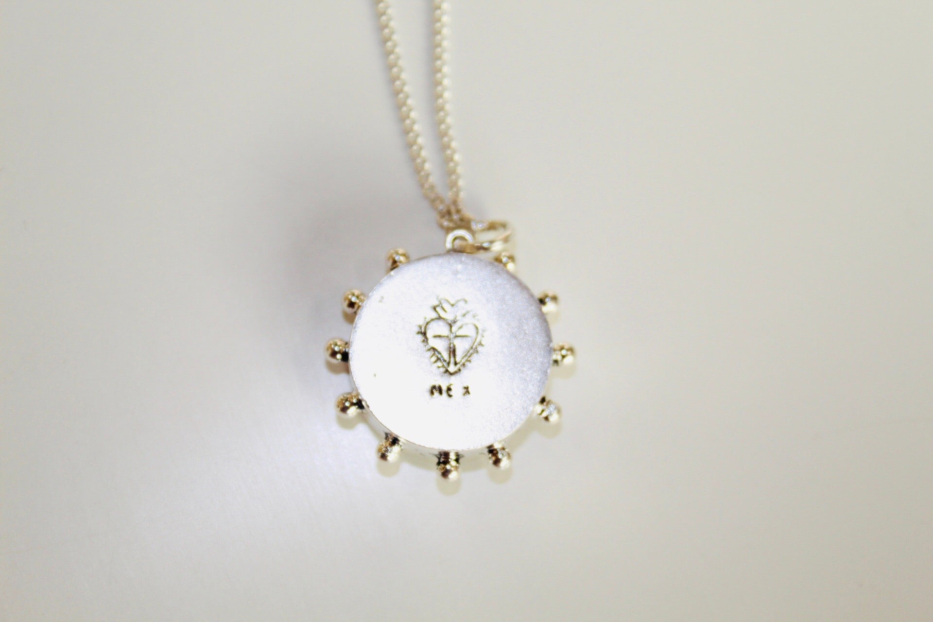 (New) Heavenly 12.5' Necklace-Feminist Icon
