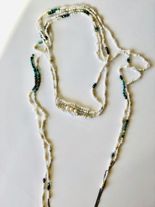 S Double Laredo Necklace