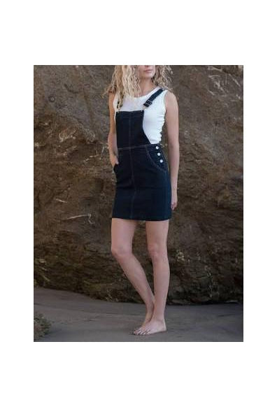 Fathers Daughter Skirt Overalls