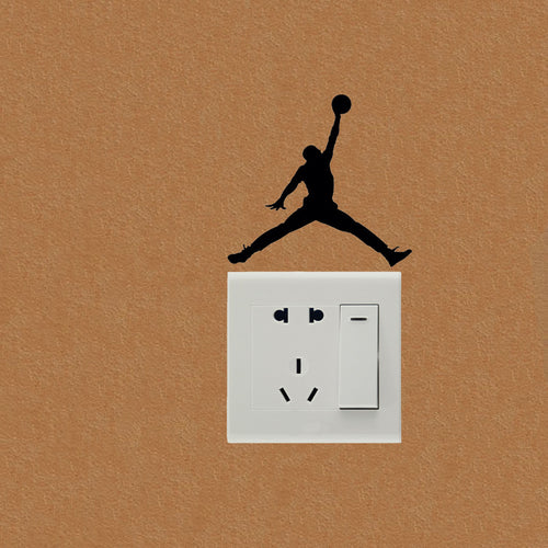 Jordan Wall Decal