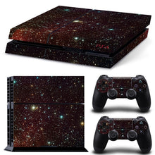 Load image into Gallery viewer, The Milky Way Series  Decal For PS4 Console and Controllers