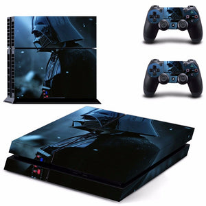 Color Star Wars Series PS4 Decal For Console & Controller