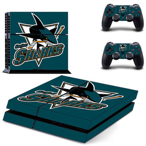 NHL Decals For PS4 Console and Controllers
