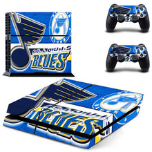 Load image into Gallery viewer, NHL Decals For PS4 Console and Controllers