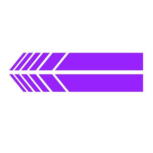 The Jetstripe™ Car Decal
