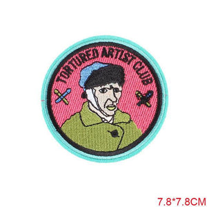 Acid Trip™ Iron On Patches