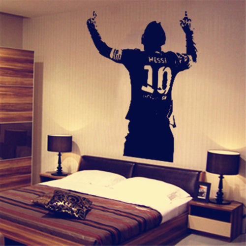 Lionel Messi Wall Decal