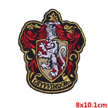 Load image into Gallery viewer, Harry Potter Iron On Patches