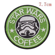 Load image into Gallery viewer, Star Wars Iron On  Patches